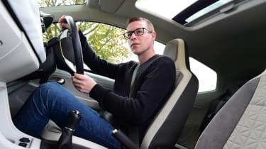Volkswagen up! - driving