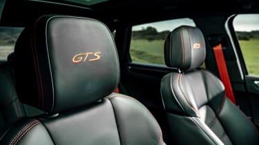 Porsche Macan GTS - seats