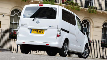 Nissan e-NV200 Combi - rear