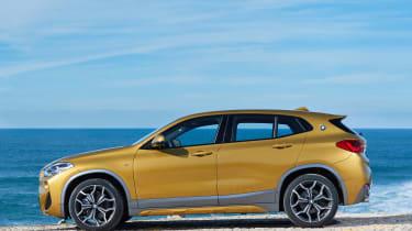 2018 BMW X2 - side