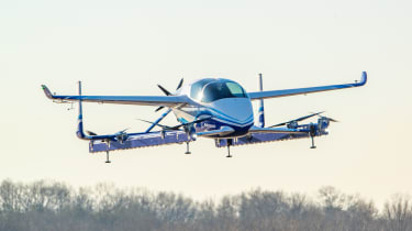Boeing PAV - airbourne