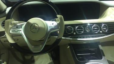 Mercedes-Maybach S-Class - Geneva dash