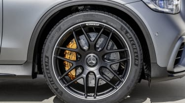 Mercedes-AMG GLC 63 S - wheel