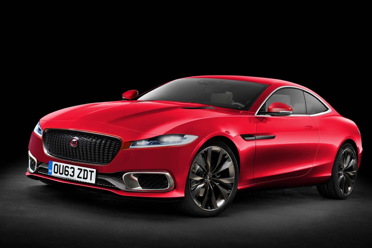 2020 Jaguar XK History