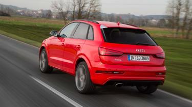 Audi RS Q3 2014 rear