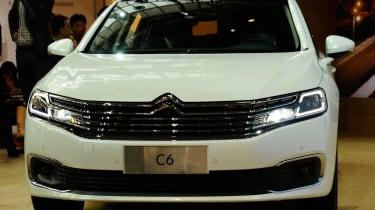 Citroen C6 - Beijing Motor Show - full front