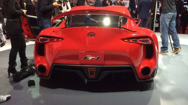 Toyota FT-1 Supra concept 2