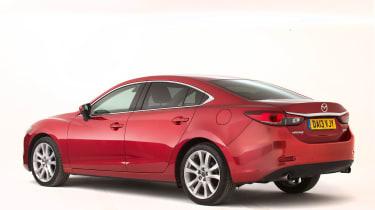 Used Mazda 6 - rear