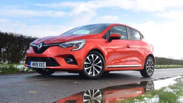 Renault Clio - static