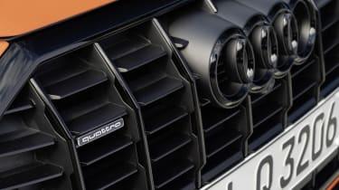 Audi Q3 - grille