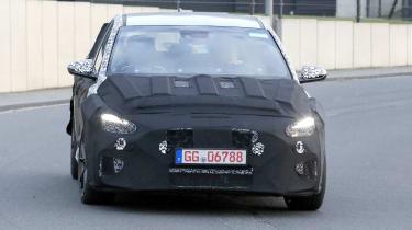 Hyundai i30 N facelift – front