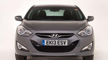 Used Hyundai i40 - full front