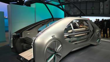 Renault EZ-GO concept - Geneva front
