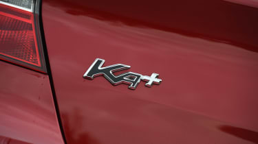 Ford Ka+ - badge