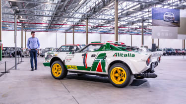FCA Heritage - Lancia Stratos HF Gruppo