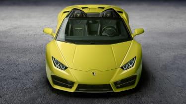 Lamborghini Huracan rear-wheel drive Spyder 3