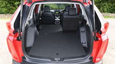 Honda CR-V - boot