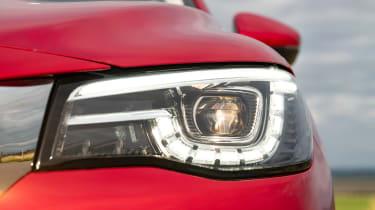 MG HS PHEV - headlight