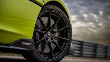 McLaren 600LT Spider - wheel