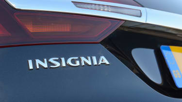 Used Vauxhall Insignia - Insignia badge