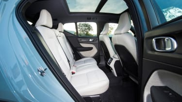 Volvo XC40 SUV - back seats