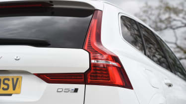 Volvo XC60 long-term test - taillight