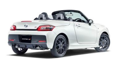 Daihatsu Copen GR Sport - rear