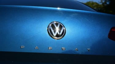 Volkswagen Passat - rear badge