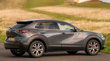 Mazda CX-30 - rear 3/4 static