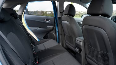 Hyundai Kona - rear seats