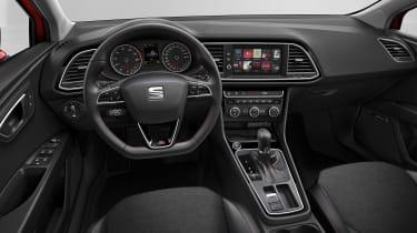 New SEAT Leon 2017 facelift