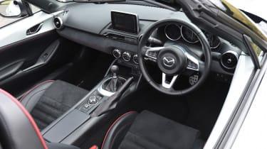 Mazda MX-5 RF long-term test - interior