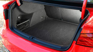 Audi A3 Saloon boot