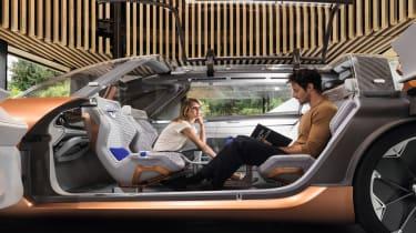 Renault Symbioz - interior inside