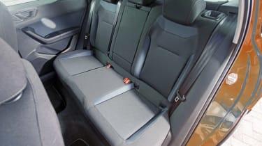 SEAT Ateca interior space