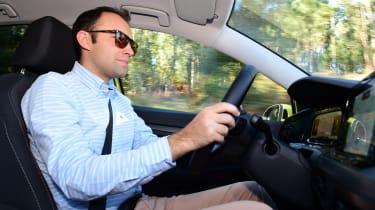 Volkswagen Golf Mk8 - Batch driving