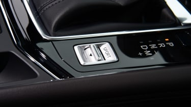 Mazda CX-5 - drive mode