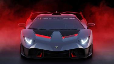 Lamborghini SC18 - full front studio
