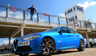 Long term review - Alfa Romeo Giulia - Batch balcony