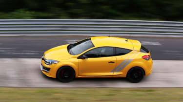 Renault Megane Renaultsport 275 Trophy side