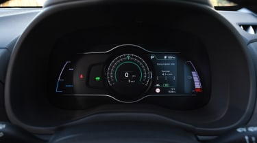Hyundai Kona Electric - instruments