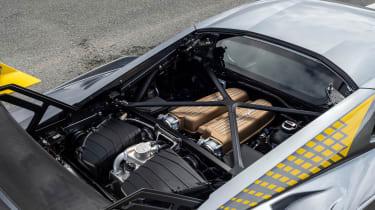 New Lamborghini Huracan STO