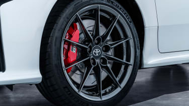 Toyota GR Yaris - wheel