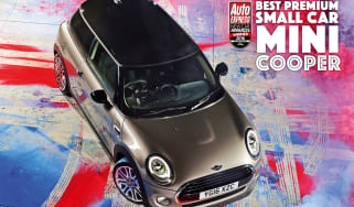 New Car Awards 2016: Premium Small Car - MINI Cooper