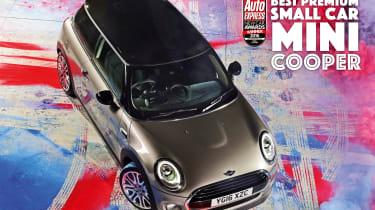 New Car Awards 2016: Premium Small Car - MINI Cooper
