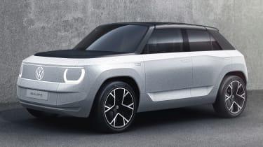 Volkswagen ID Life - front static