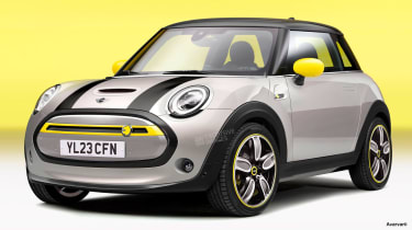 MINI Hatch - best new cars 2022 and beyond