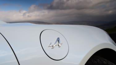 Alpine A110 Pure - petrol cap