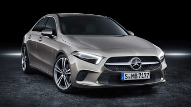 Mercedes A-Class Saloon - front