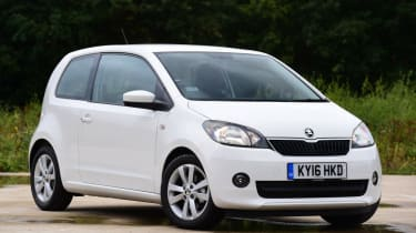 Used Skoda Citigo - front